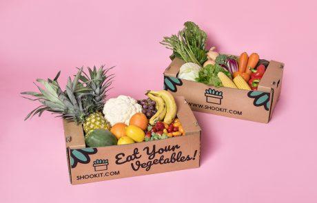 עם המשך הגידול ברכישות האון ליין: חברת עטרה גידול ושיווק פירות וירקות תחל באמצעות שוקיט לעבוד עם חברתWolt