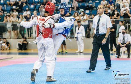 אלופת אירופה בטאקוונדו אריאל ויגדור התקווה למדליה באולימפיאדת פריז